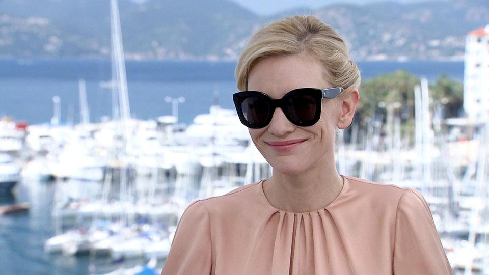 Cate Blanchett, CAROL, Cannes 2015