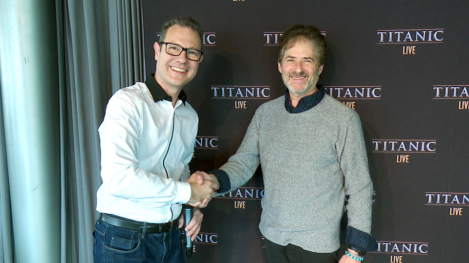 James Horner, Luzern 2014