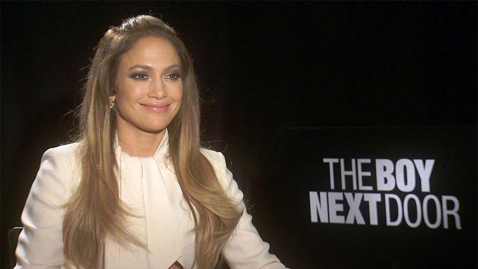 Jennifer Lopez, THE BOY NEXT DOOR, Los Angeles 2015