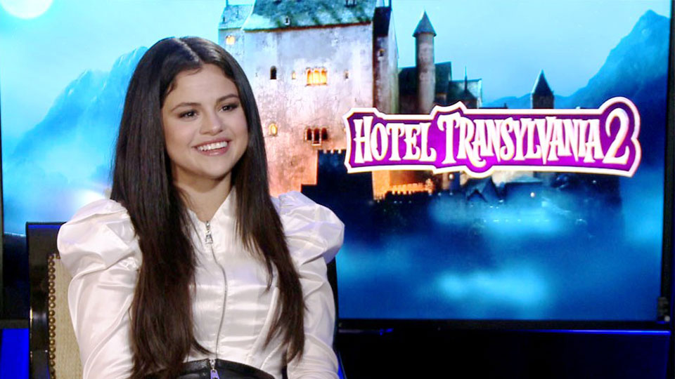 Selena Gomez, HOTEL TRANSYLVANIA 2, Cancun 2015