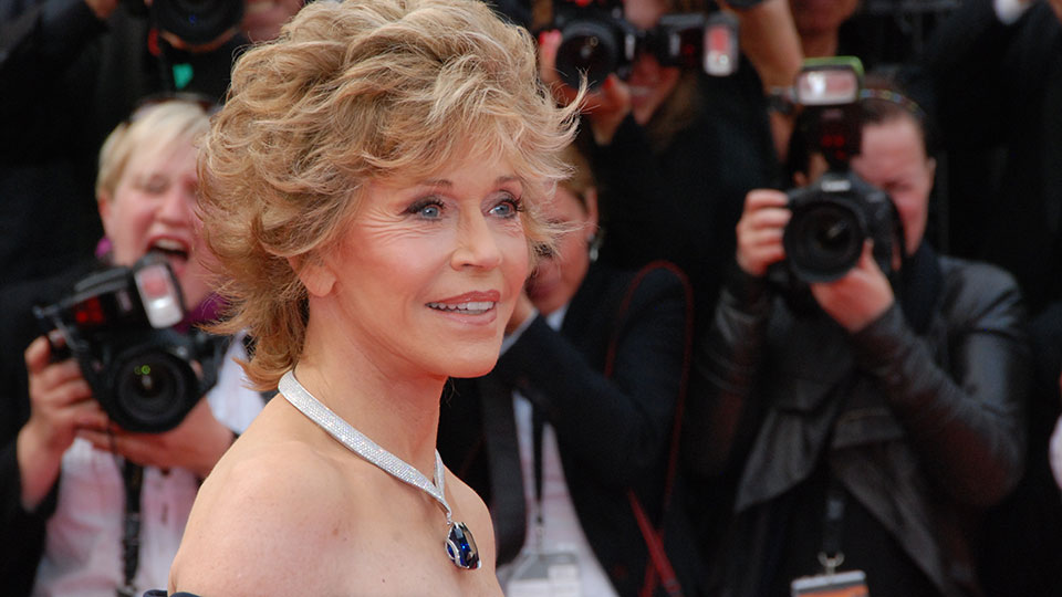 Jane Fonda, Cannes 2011
