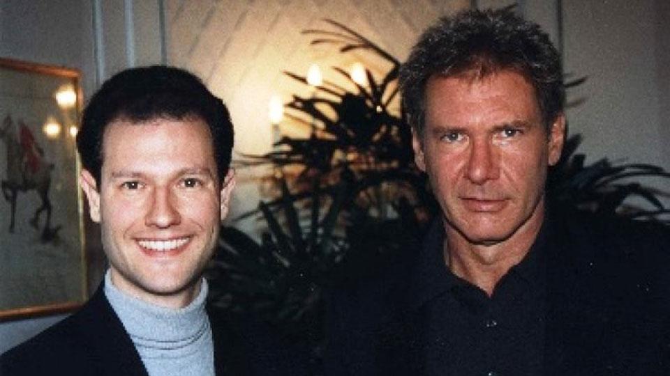 Harrison Ford, AIR FORCE ONE, Zurich 1997