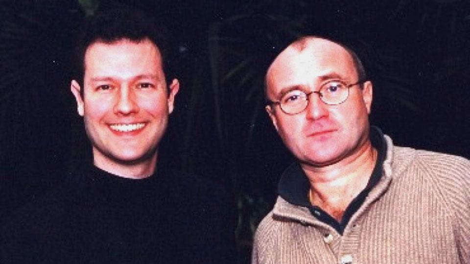 Phil Collins, TARZAN, Genf 2000