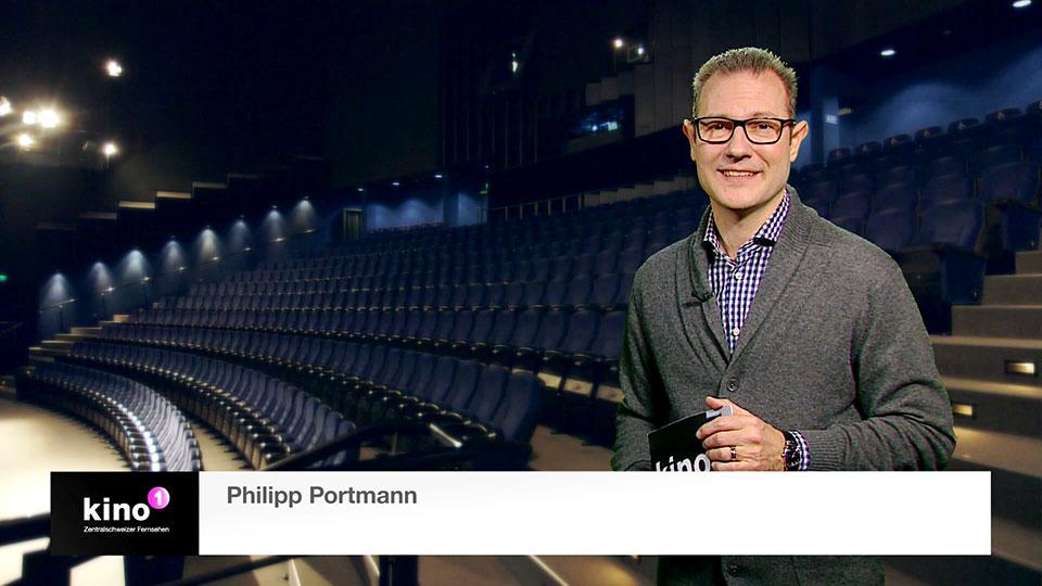 Kino auf Tele 1 mit Philipp Portmann
