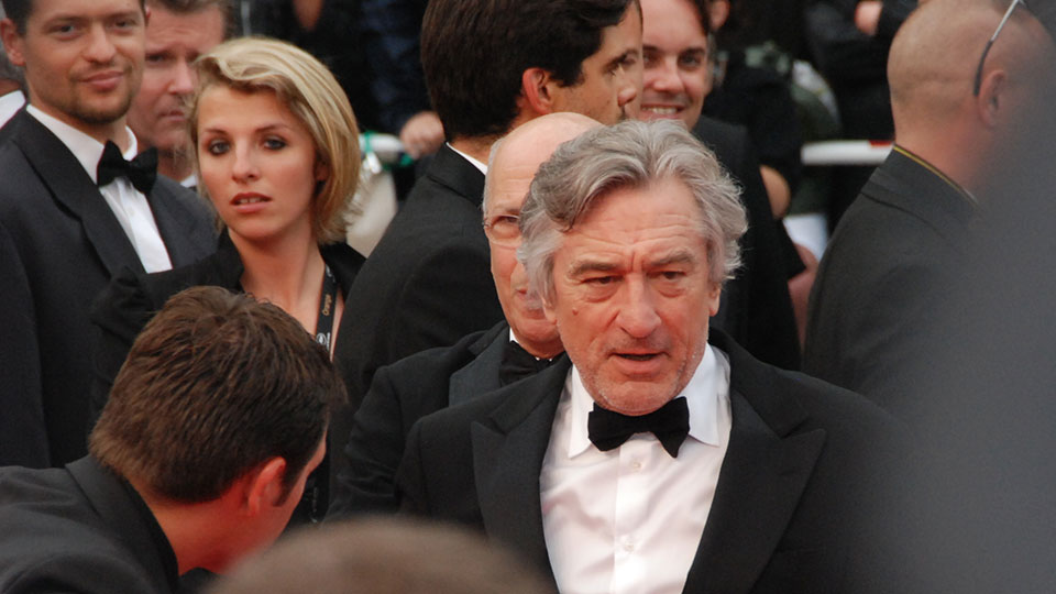 Robert De Niro, Cannes 2011