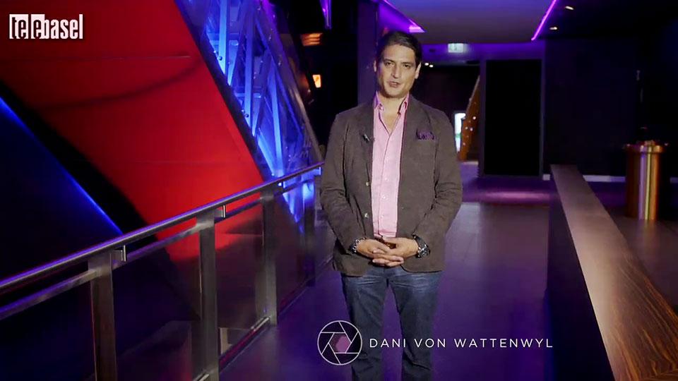 Reihe 8 auf Tele Basel mit Dani Von Wattenwyl