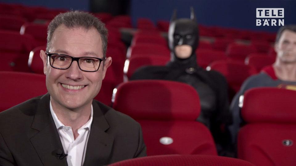 Kino auf Tele Bärn mit Philipp Portmann