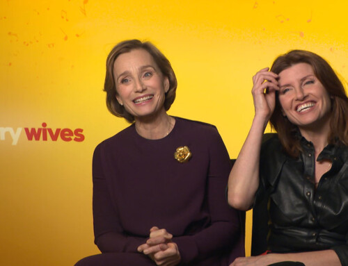 Interview Kristin Scott Thomas & Sharon Horgan