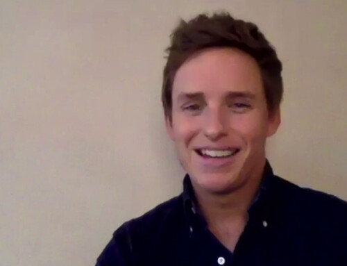 Interview Eddie Redmayne