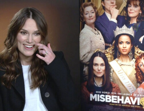 Interview Keira Knightley